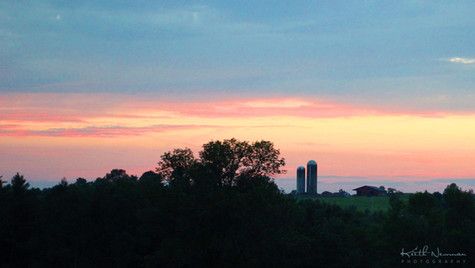 Bethel sunset