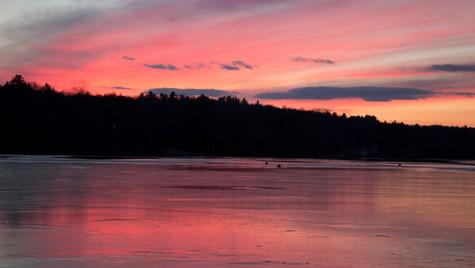 Iced Sunset 2