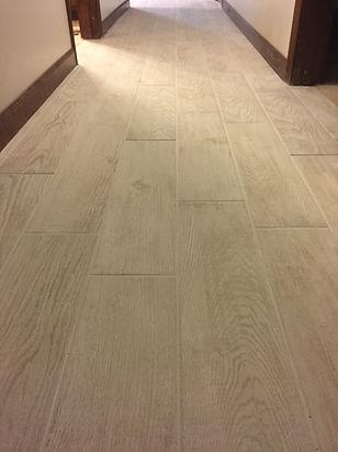 Faux Wood Tile