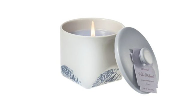 Decorative Ceramic Candle