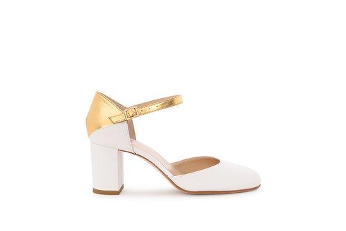MIMOSA - White - Gold
