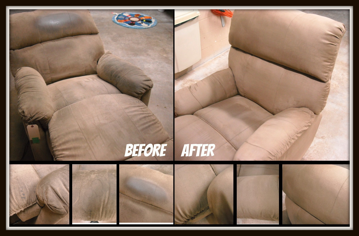 best upholstery cleaning el paso