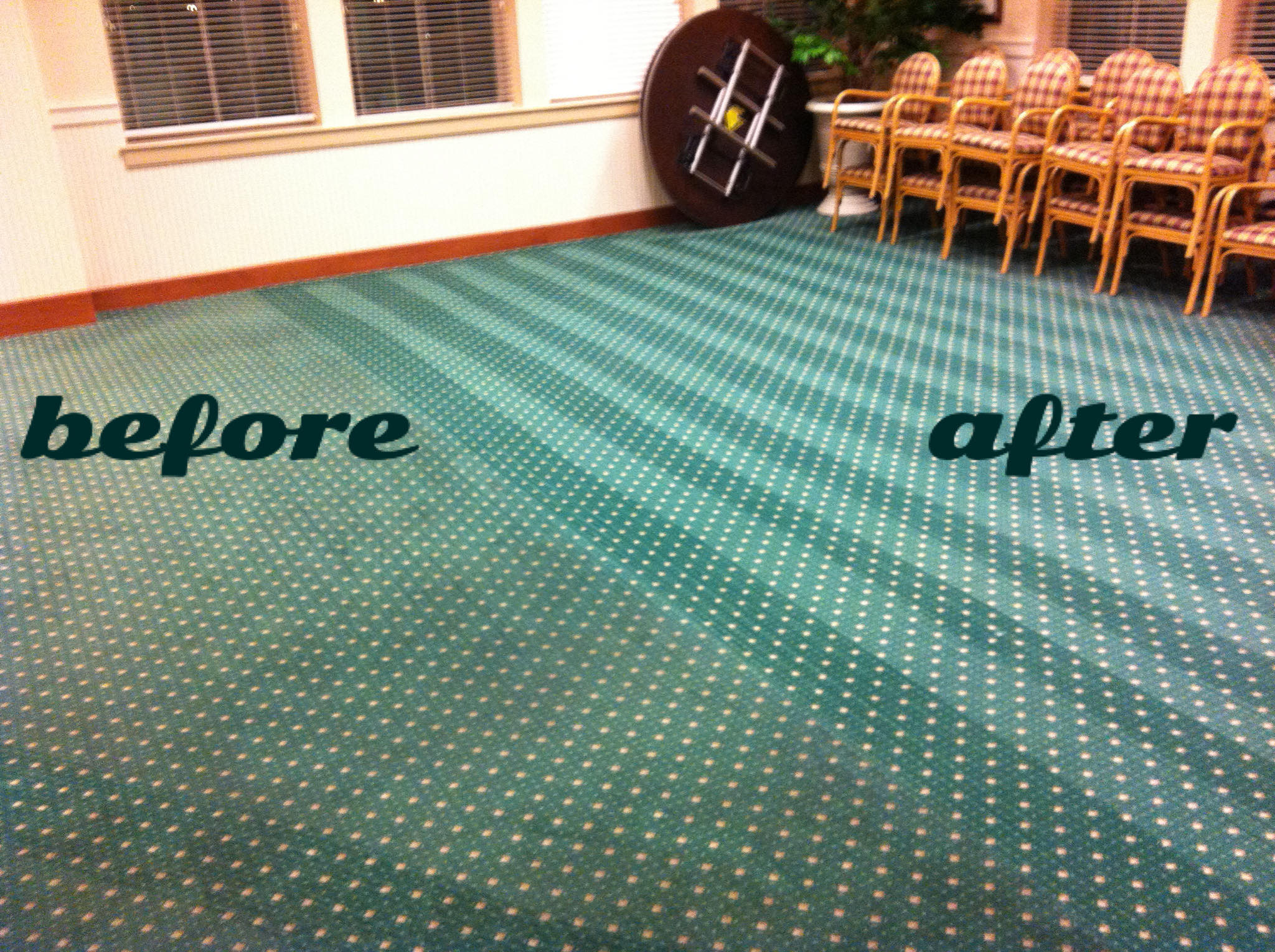 restaurant carpet cleaning