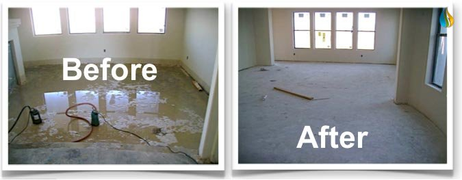 commercial water damage el paso