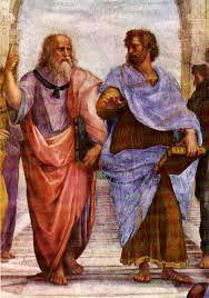 Platon og Aristoteles, skolen i Athen