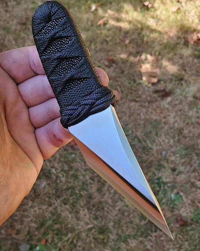 Spicy🌶🌶🌶_#screechowlknives #kiridashi
