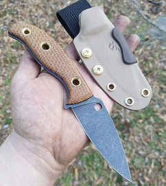 Thunderstorm Kevlar with Brass