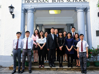 09-10-2018: 清華大學香港招生宣講會