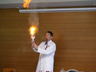 29-05-2019: UEA Kitchen Chemistry