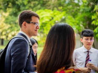 20-05-2019: University of Chicago Visit