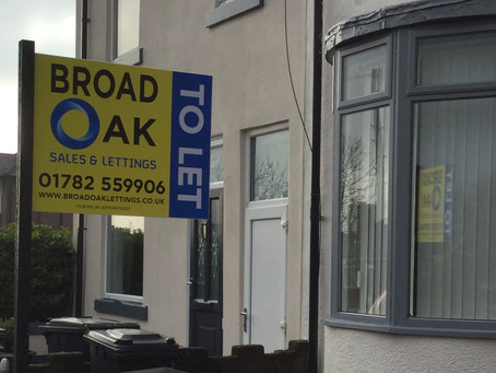 Spot our new Lettings and Sale Boards