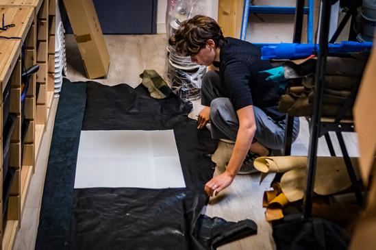 Atelier Toolbox prototypage production en maroquinerie