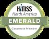 HIMSS Emerald Member