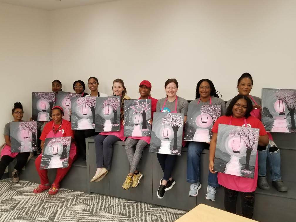 In-Person Paint Party