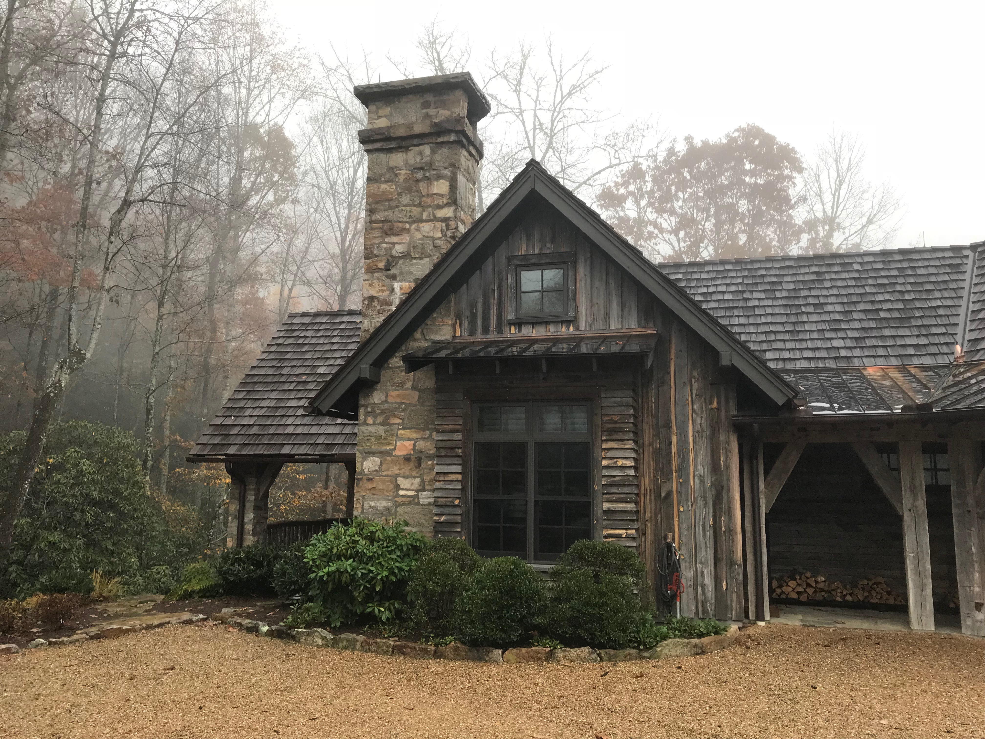 Private Residence in Cashiers NC