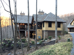 Private Residence in WNC