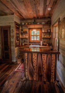 Asheville cabin