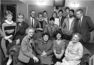 Beverley and district amateur operatic society including Ruth Madoc