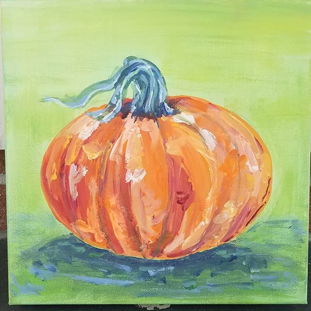 14x14 Pumpkin Fall 2018