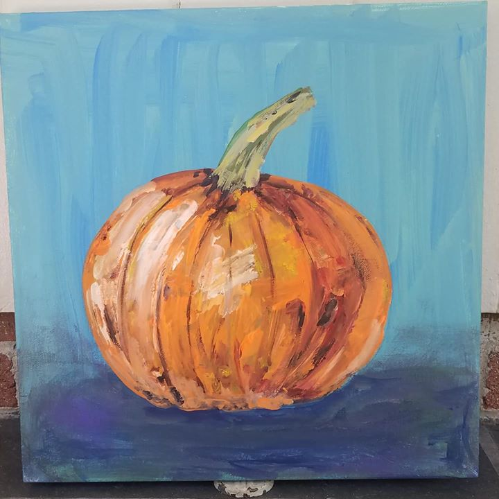 16x16 Pumpkin Fall 2018