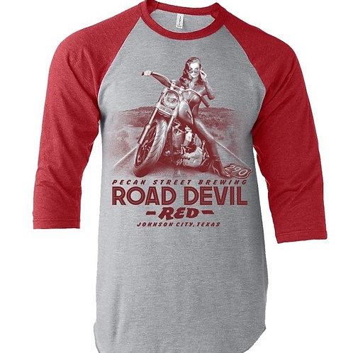 Road Devil Red Unisex Jersey