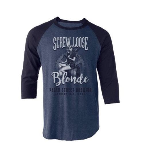 Screw Loose Blonde Jersey