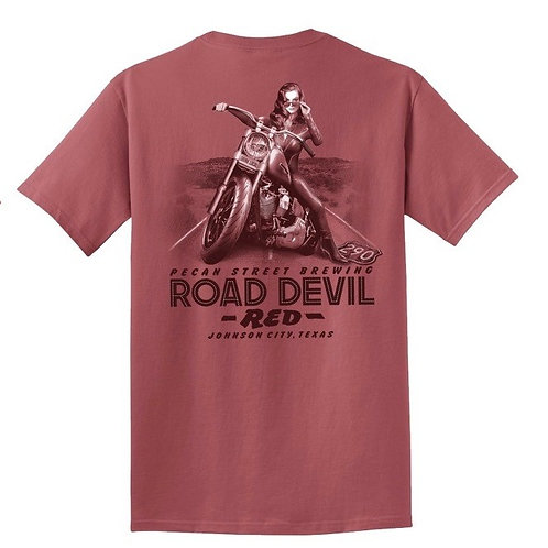 Road Devil Red Men's T