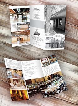 Waller Ballroom Brochure