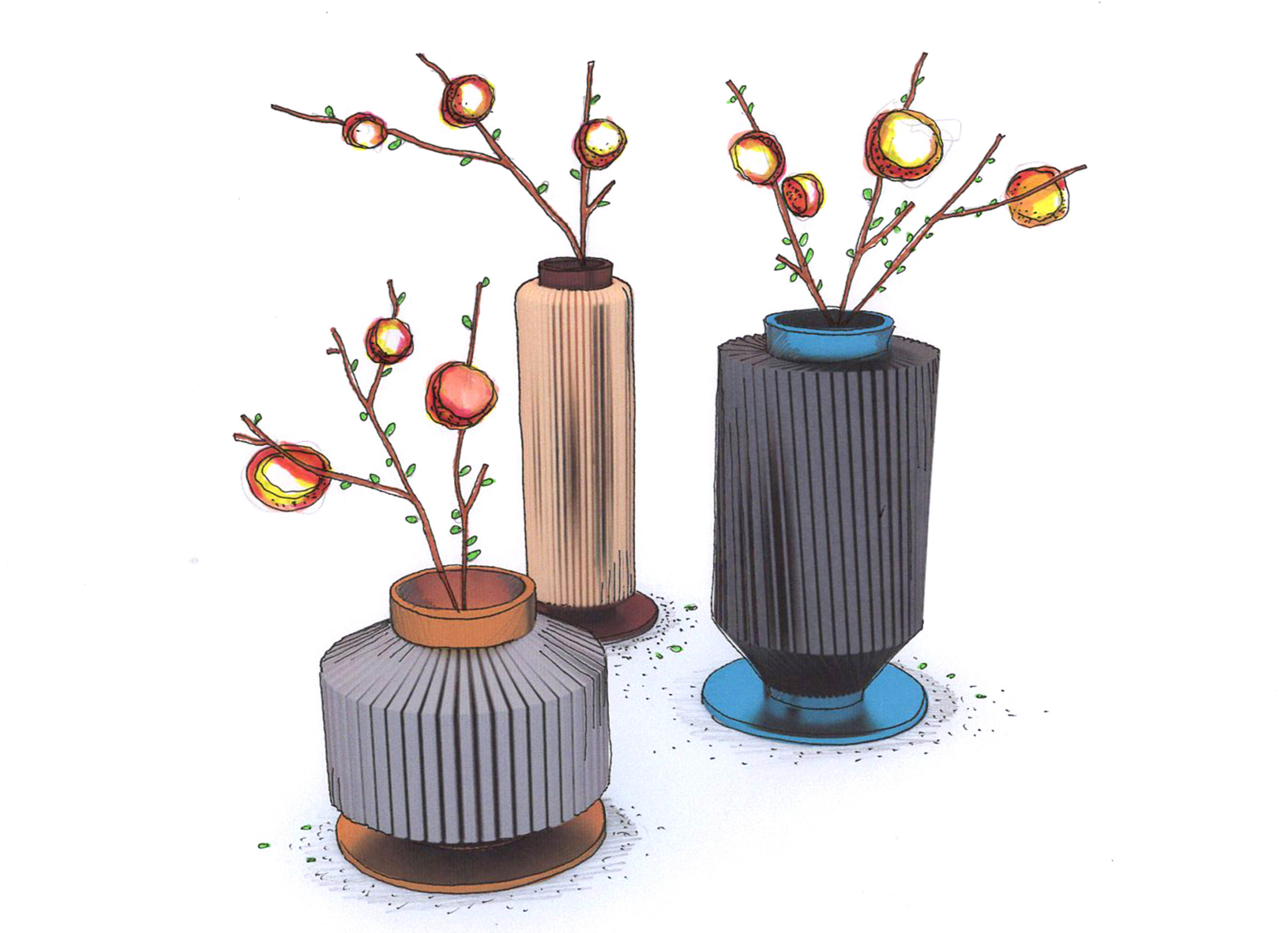 Vase Elevation