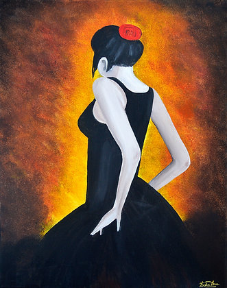 *SOLD* - Flamenco