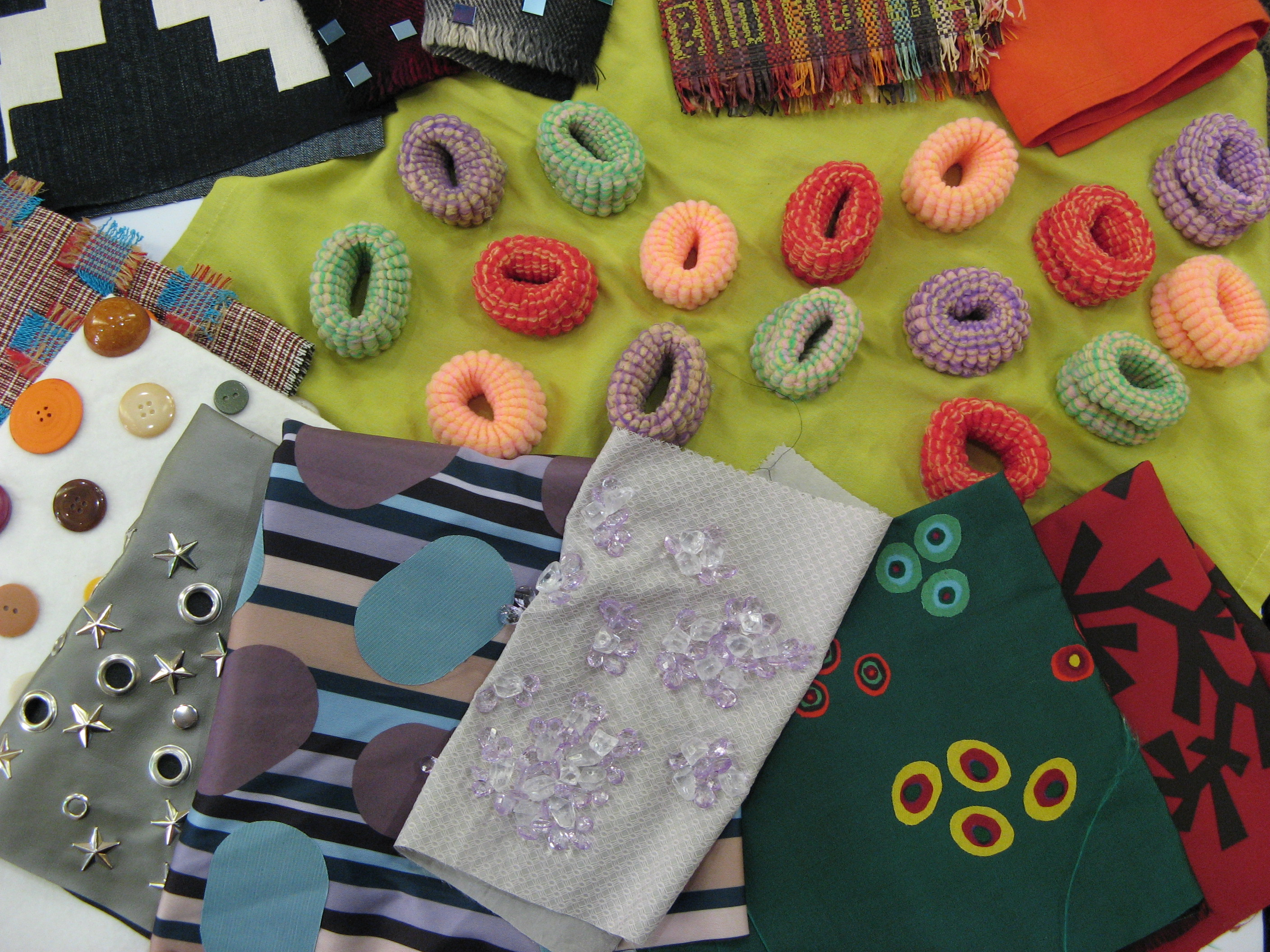 FSE - Trims and Fabric