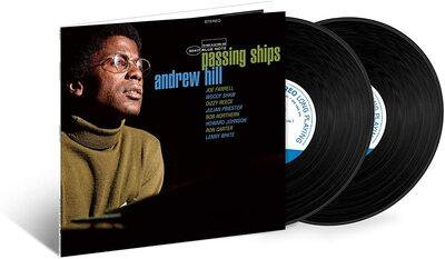 """Andrew Hill """"Passing Ships"""""""