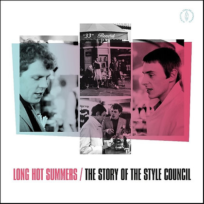 """Style Council """"Long Hot Summers: The Story Of The Style Council"""""""
