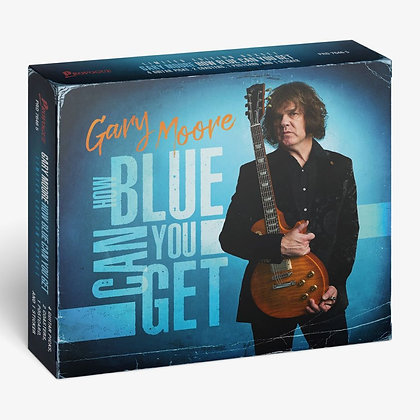 """Gary Moore """"How Blue Can You Get?"""""""