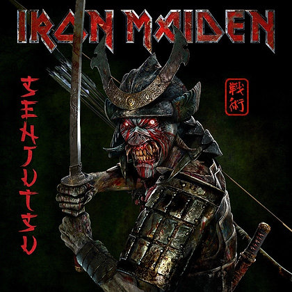 """Iron Maiden """"Senjutsu"""""""