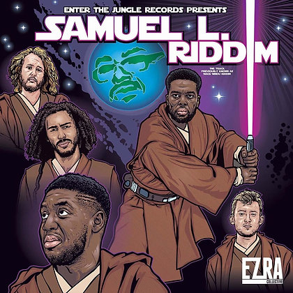 Ezra Collective - Samuel L. Riddim / Enter The Jungle