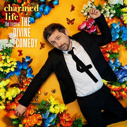 """Divine Comedy """"Charmed Life: Best Of The Divine Comedy"""""""