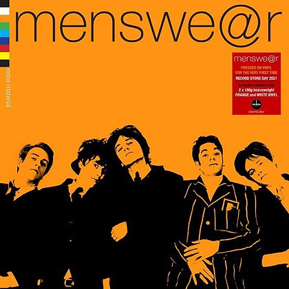 "Menswear ""Extra Material"""