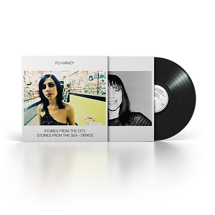 """PJ Harvey """"Stories From the City, Stories From The Sea - Demos"""""""