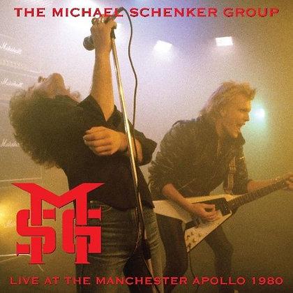 "Michael Schenker Group ""Live In Manchester 1980"""