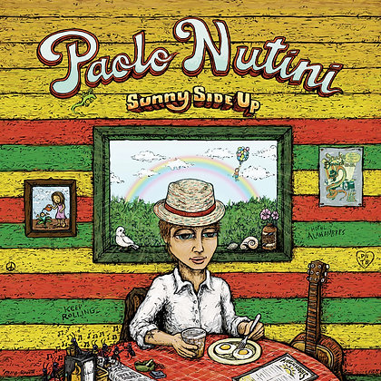 "Paolo Nutini ""Sunny Side Up"""
