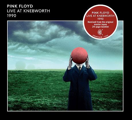 """Pink Floyd """"Live At Knebworth"""""""