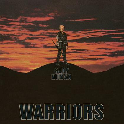 """Gary Numan """"Warriors"""""""