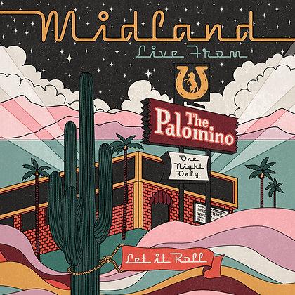 Midland-Live at the Palomino