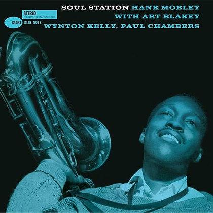 """Hank Mobley """"Soul Station"""""""