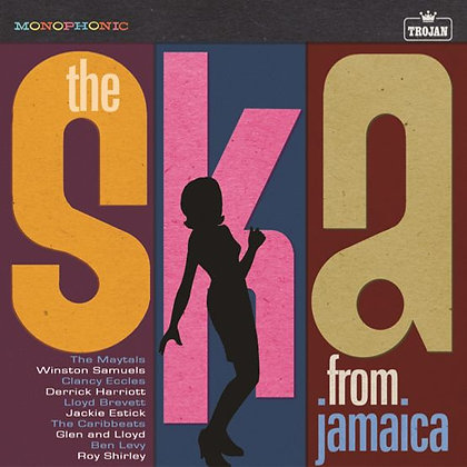 Various Artists- The Ska (From Jamaica)