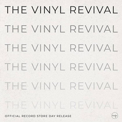 """OST """"The Vinyl Revival - The Movie"""""""