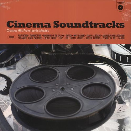 "V/A ""Cinema Soundtracks"""