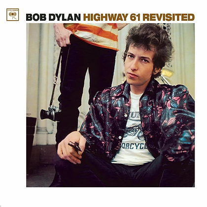 "Bob Dylan ""Highway 61 Revisited"""