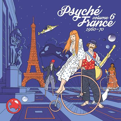 Various Artists- Psyché France vol. 6